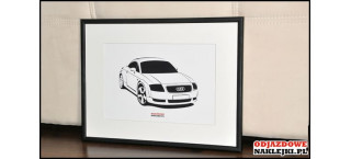 Grafika Audi TT