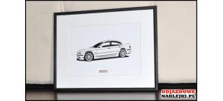 Grafika BMW 3er E46