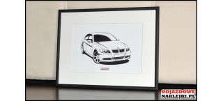 Grafika BMW 3er E90