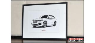 Grafika BMW X5 2015