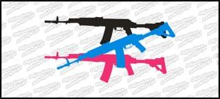 Gun 1 15cm