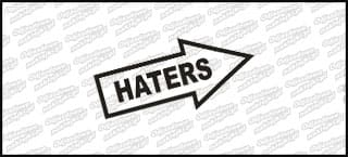 Haters B 15cm