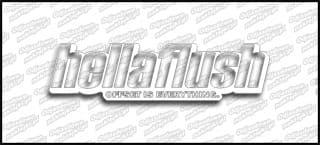 HellaFlush 15cm biała