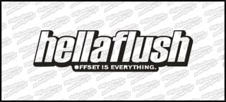 HellaFlush 15cm czarna