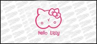 Hello Titty 10cm