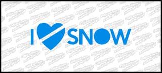 I hate snow 15cm