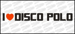 I Love Disco Polo 15cm