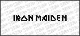 Iron Maiden 15cm