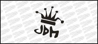 JDM Crown 10cm