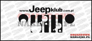 JeepKlub.pl 15cm