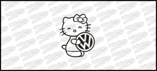 Kitty VW 15cm