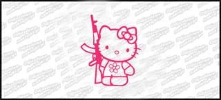 Kitty Ak47 15cm