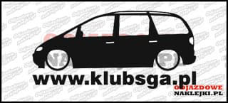 Klub SGA 15cm wzór B
