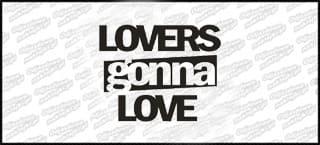 Loves gonna Love 15cm