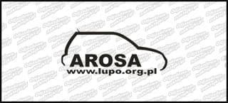 Lupo/Arosa klub.pl 15cm