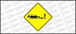 Mamma mia Honda IV sedan 15cm żółto czarna