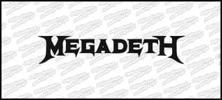 Megadeth 15cm