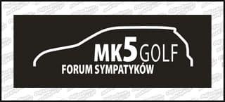 mk5golfpl C 15cm biała