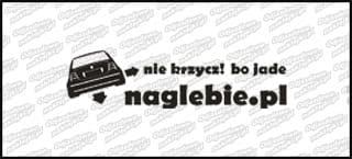 naglebie.pl VW Bora 20cm biała