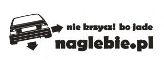 naglebie.pl Polonez 30cm biała