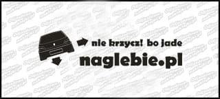 naglebie.pl Peugeot 306 20cm biała