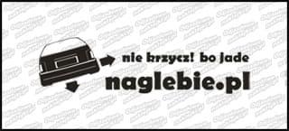 naglebie.pl Fiat Tipo 30cm biała