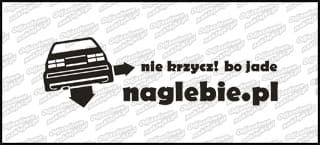 naglebie.pl VW Vento 30cm biała