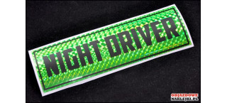 Night Driver F 19cm