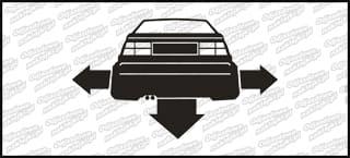 Nisko i Szeroko VW Corrado 10cm