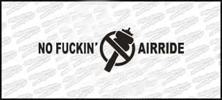 no fuckin airride 15cm