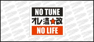 No Tune No Life 10cm Color