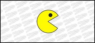 Pac Man 10cm Kolor