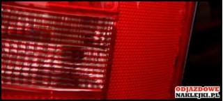 Folia na światła paseczki format A4