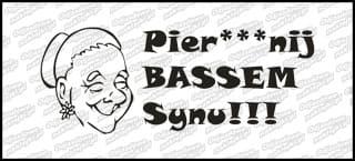 Pierd... Bassem Synu 15cm