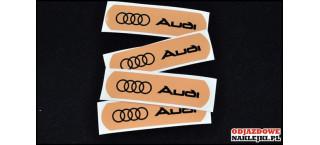 Plaster Audi - 4 sztuki