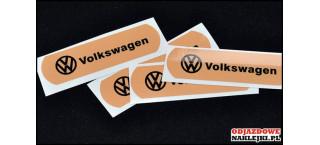 Plaster Volkswagen - 4 sztuki
