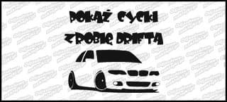 Pokaż Cycki zrobię Drifta BMW E46 Coupe 15cm
