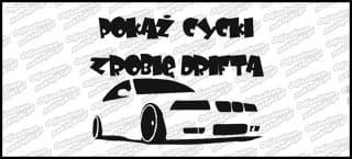 Pokaż Cycki zrobię Drifta BMW E36 15cm