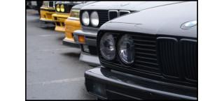 Plakat BMW 3 Family A2