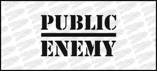 Public Enemy 15cm