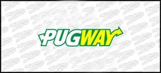 PugWay 15cm Kolor