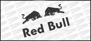 Red Bull B 15cm czarna