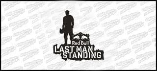 Red Bull Last Man Standing 20cm biała