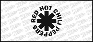 Red Hot Chilli Peppers 15cm