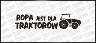 Ropa jest dla traktorów 15cm