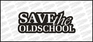 Save the Oldschool 15cm