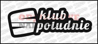 Seat Klub Południe 35cm