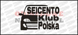 Seicento Klub Polska A 15cm