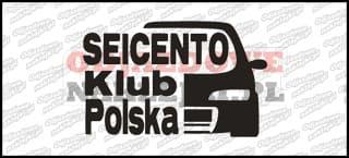 Seicento Klub Polska B 15cm