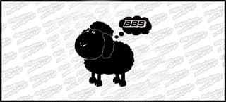 Sheep BBS 15cm
